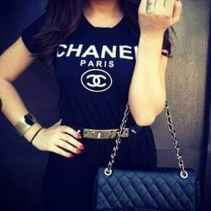 CHANEL Tops - Chanel babydoll top